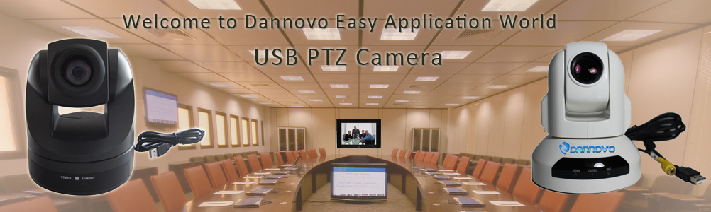 PTZ USB Video Conference Camera