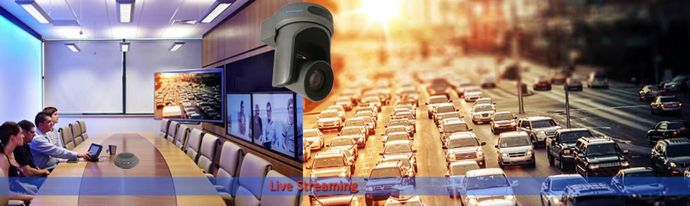 DANNOVO Live Streaming Video Conferencing Camera